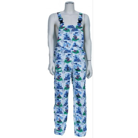 Kinderoverall met Holland print